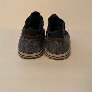 Cute Boys Size 11 Denim Shoes